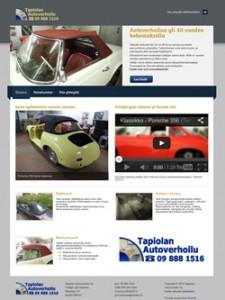 Tapiolan Autoverhoilu Oy