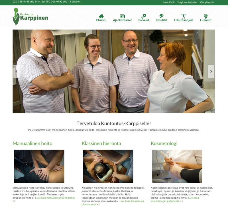 kuntoutus-karppinen.net