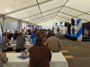 Työkalupalvelu Grönblom Oy 50-vuotisjuhlat 2016