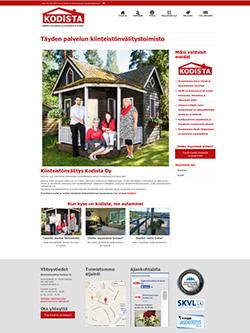 Kiinteistönvälitys Kodista Oy
