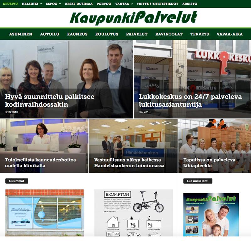 http://www.kaupunkipalvelut.fi